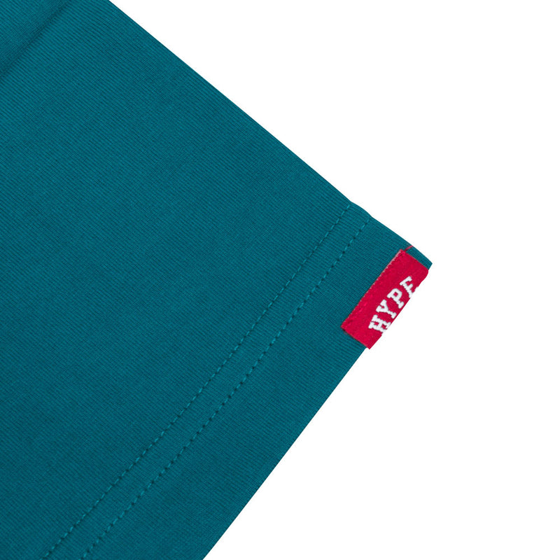 Signature Major Short Sleeve Tee | Turquoise