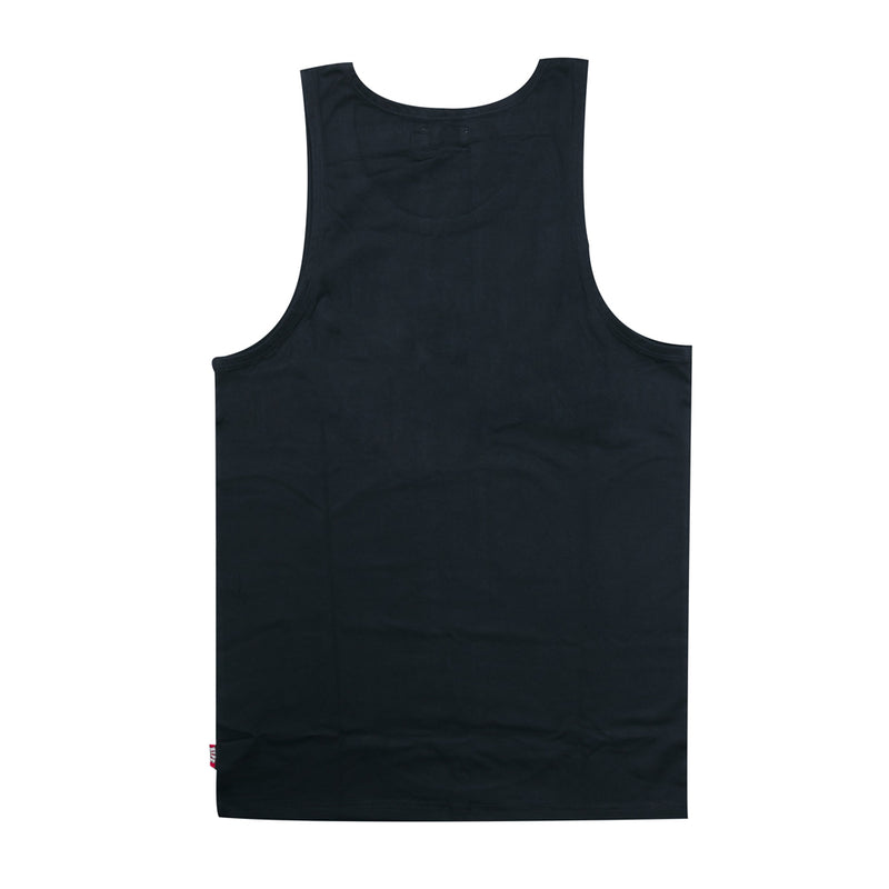 Signature Major Tank Top | Black