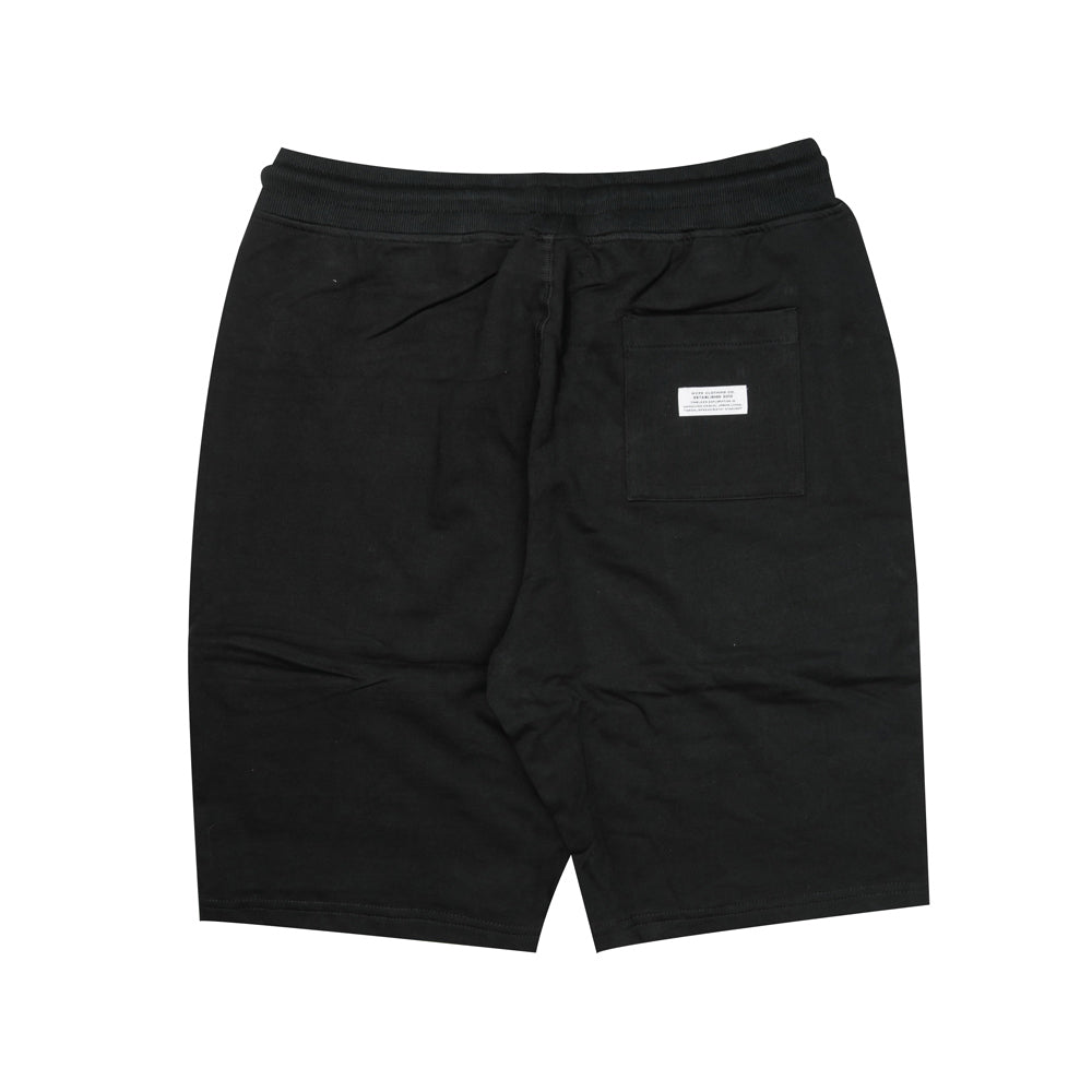 Signature Marshall Short Sweatpants | Black