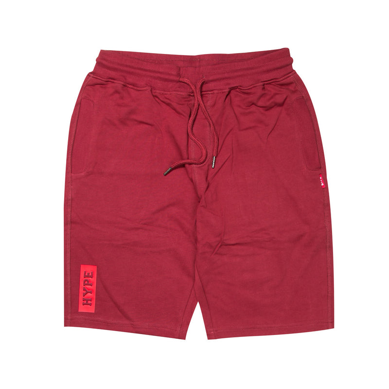 Signature Marshall Short Sweatpants | Maroon