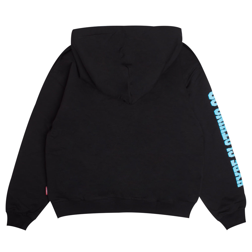 Signature Women Captain Pullover Hoodie | Black