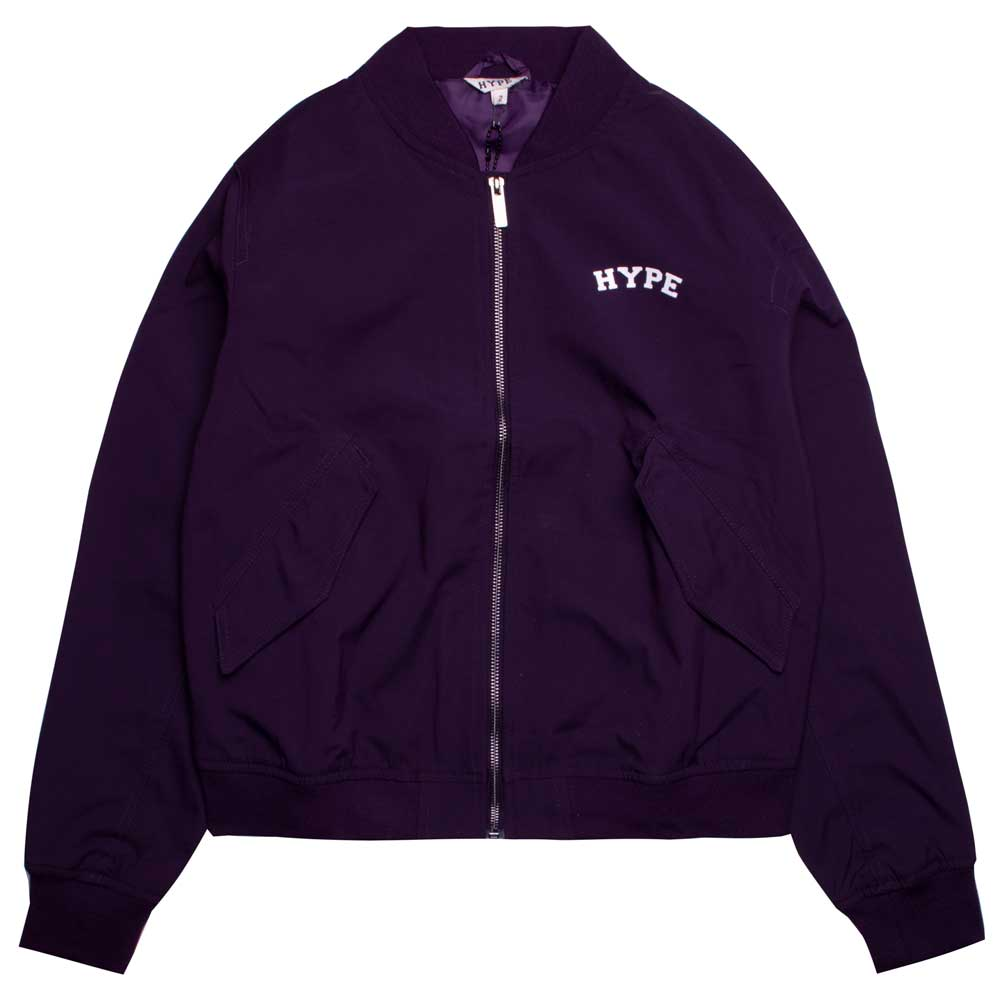 Signature Women Chief MA1 Jacket | Purple