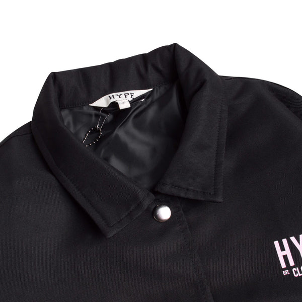 f273052f6 HYPE Signature Women Colonel Crop Coach Jacket