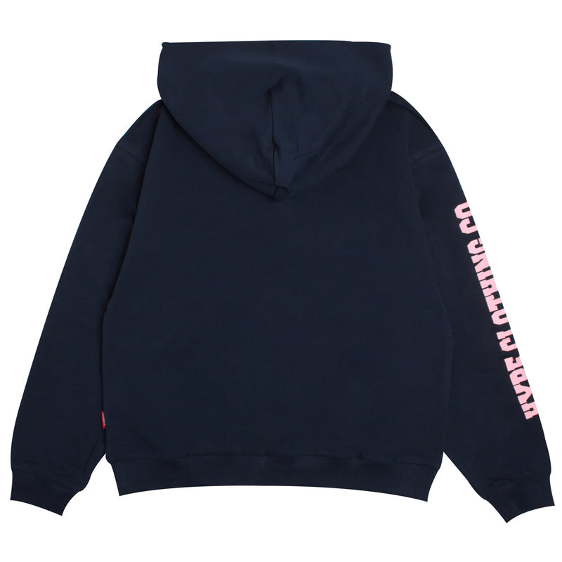 Signature Women Colonel Pullover Hoodie | Navy