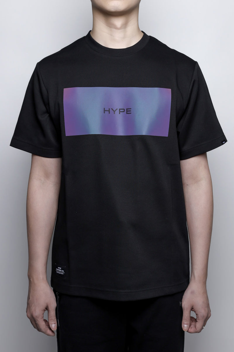 Fade To Black Arc Short Sleeve Tee | Black