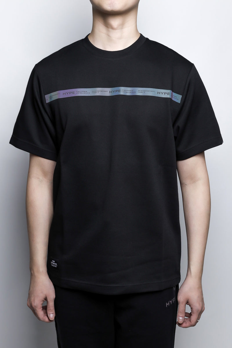 Fade To Black Circuit Short Sleeve Tee | Black