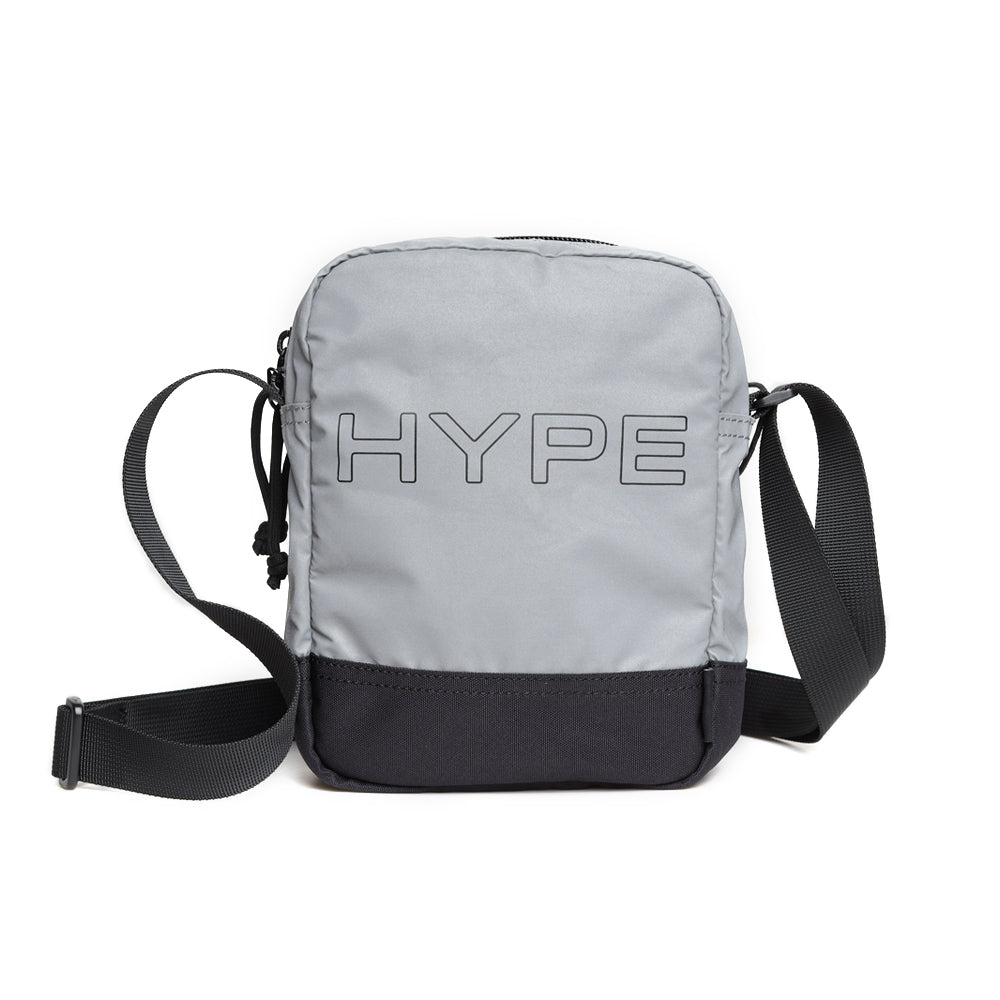 Seasonal Reflective Sling Bag