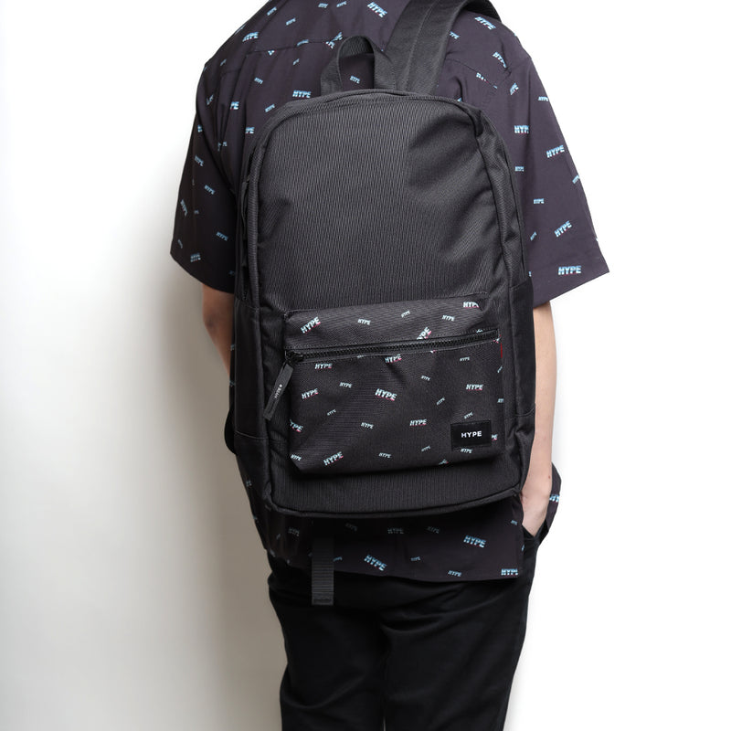 Back To 80s Sonic Backpack | Black