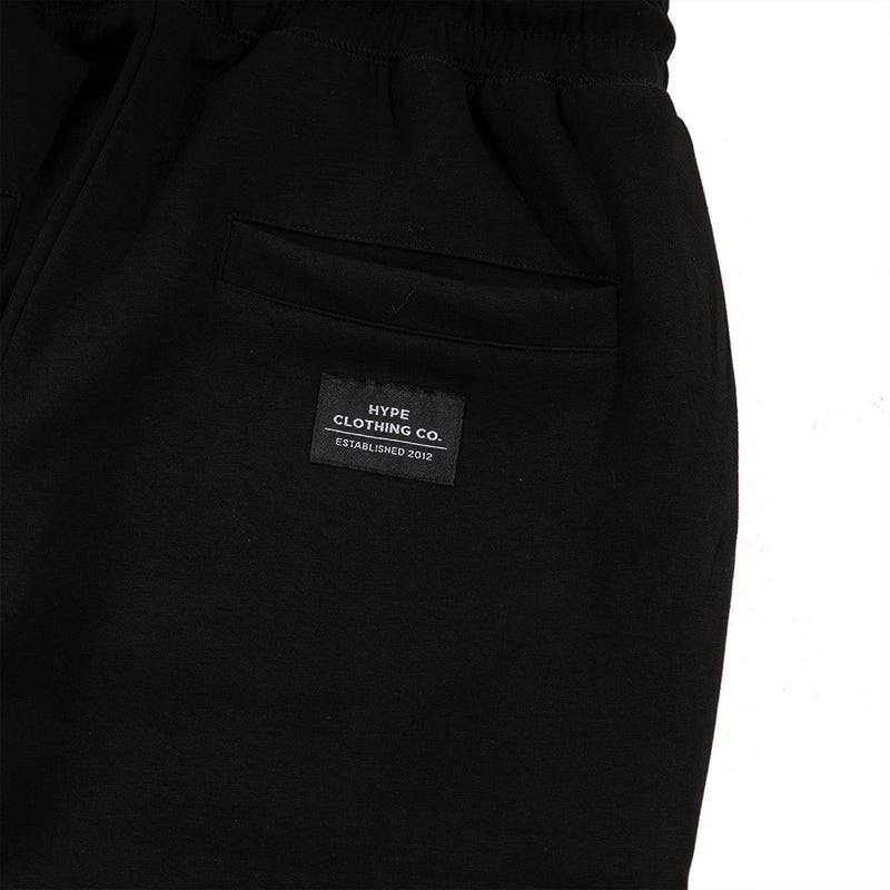 Capsule Technical Sweat Pant | Black