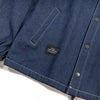 Signature Chief Coach Jacket | Denim