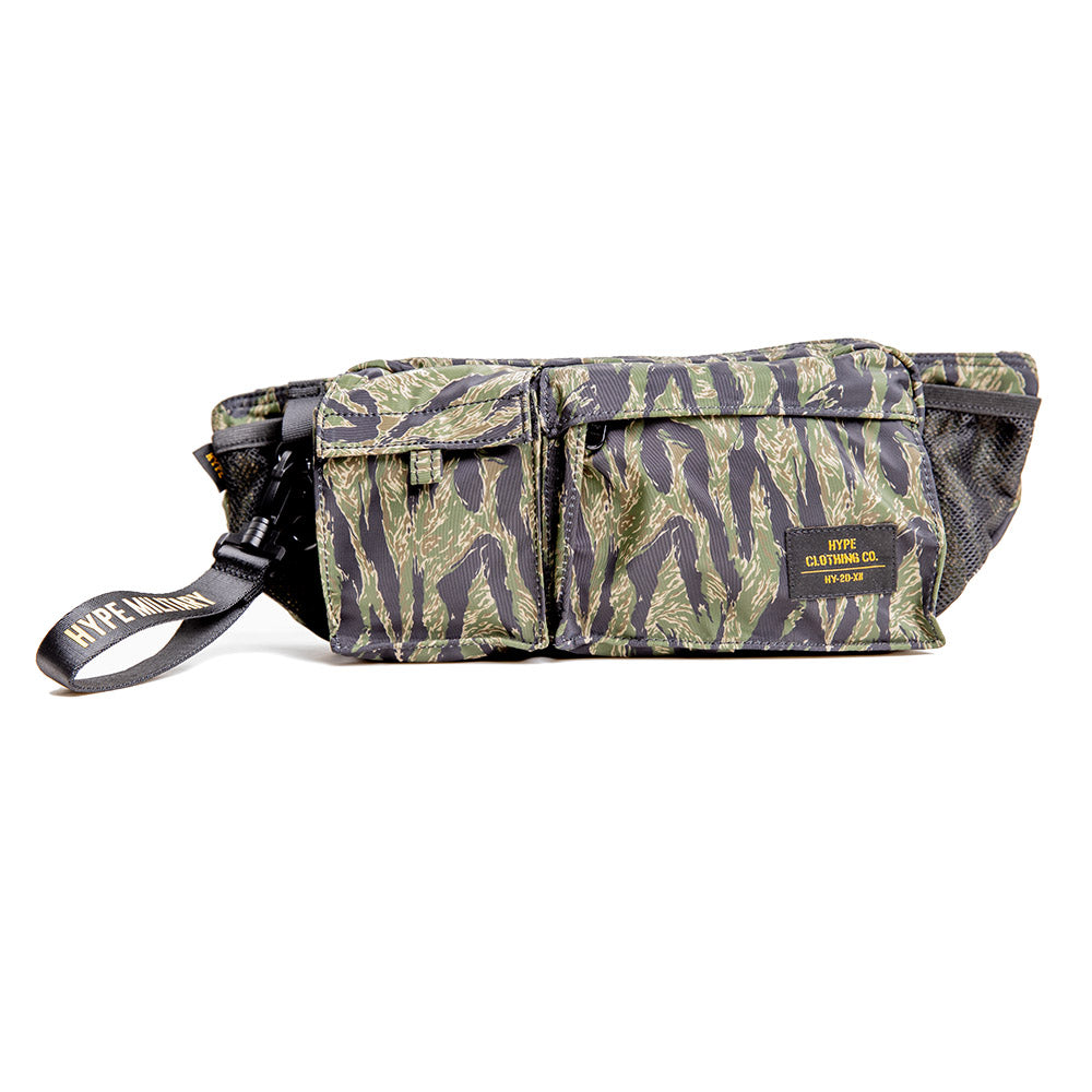 Capsule Military Sling Pouch Bag | Camo