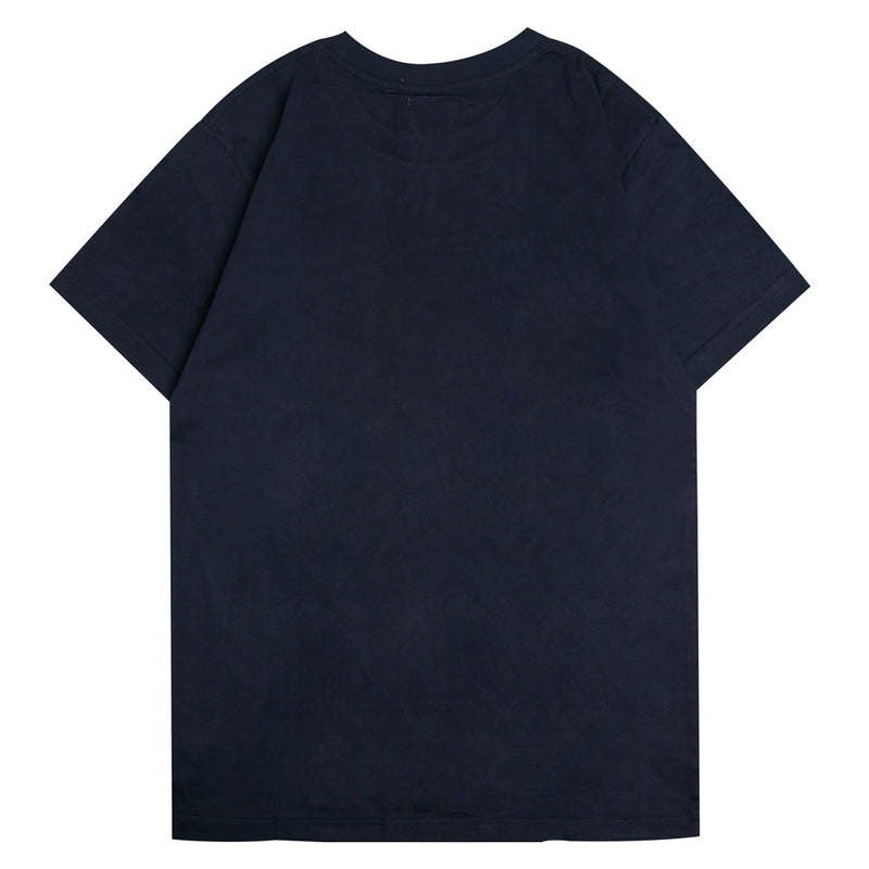 Seasonal Asher Short Sleeve Tee | Navy