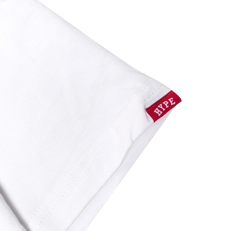 Seasonal Asher Short Sleeve Tee | White