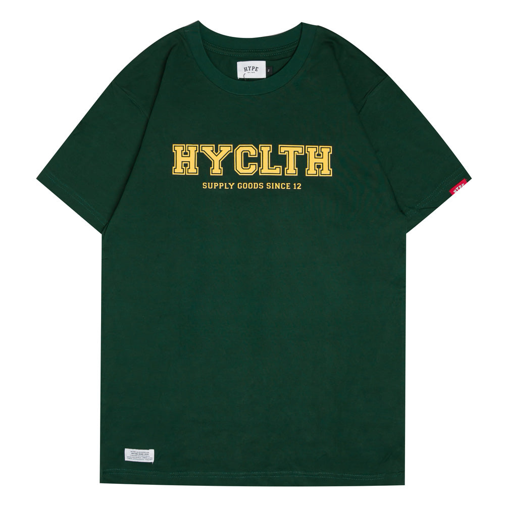 Seasonal Bronx Short Sleeve Tee | Green