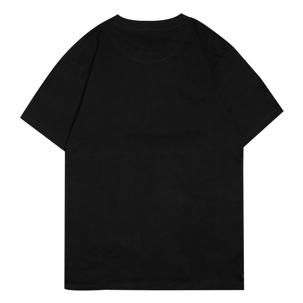 Seasonal Ridge Short Sleeve Tee | Black