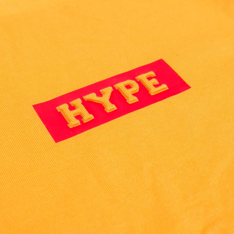 Signature Major Short Sleeve Tee | Mustard
