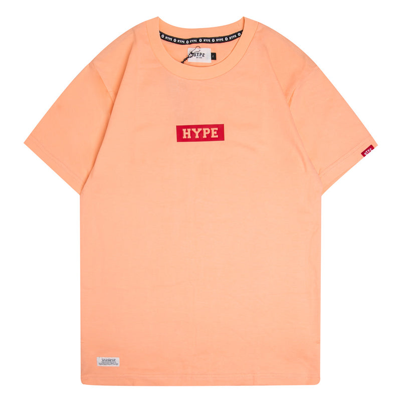 Signature Major Short Sleeve Tee | Peach