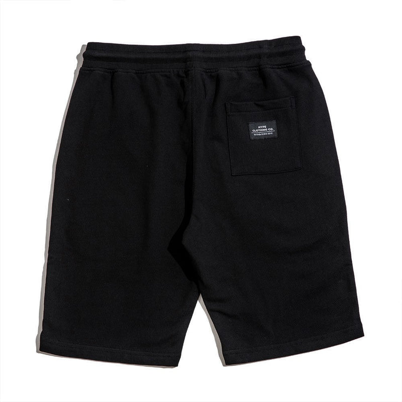 Signature Chief Sweat Shorts | Black