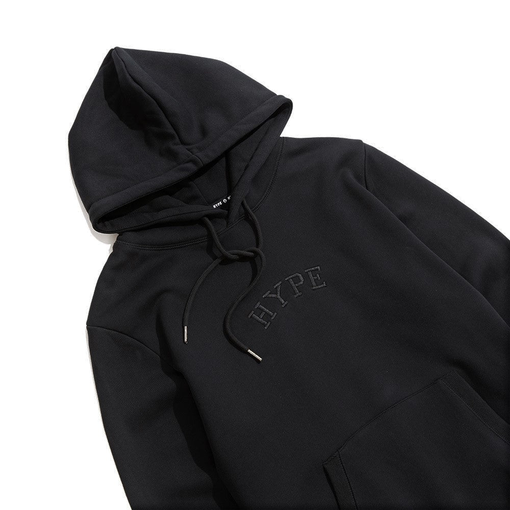 Signature Captain Pullover Hoodies | Black