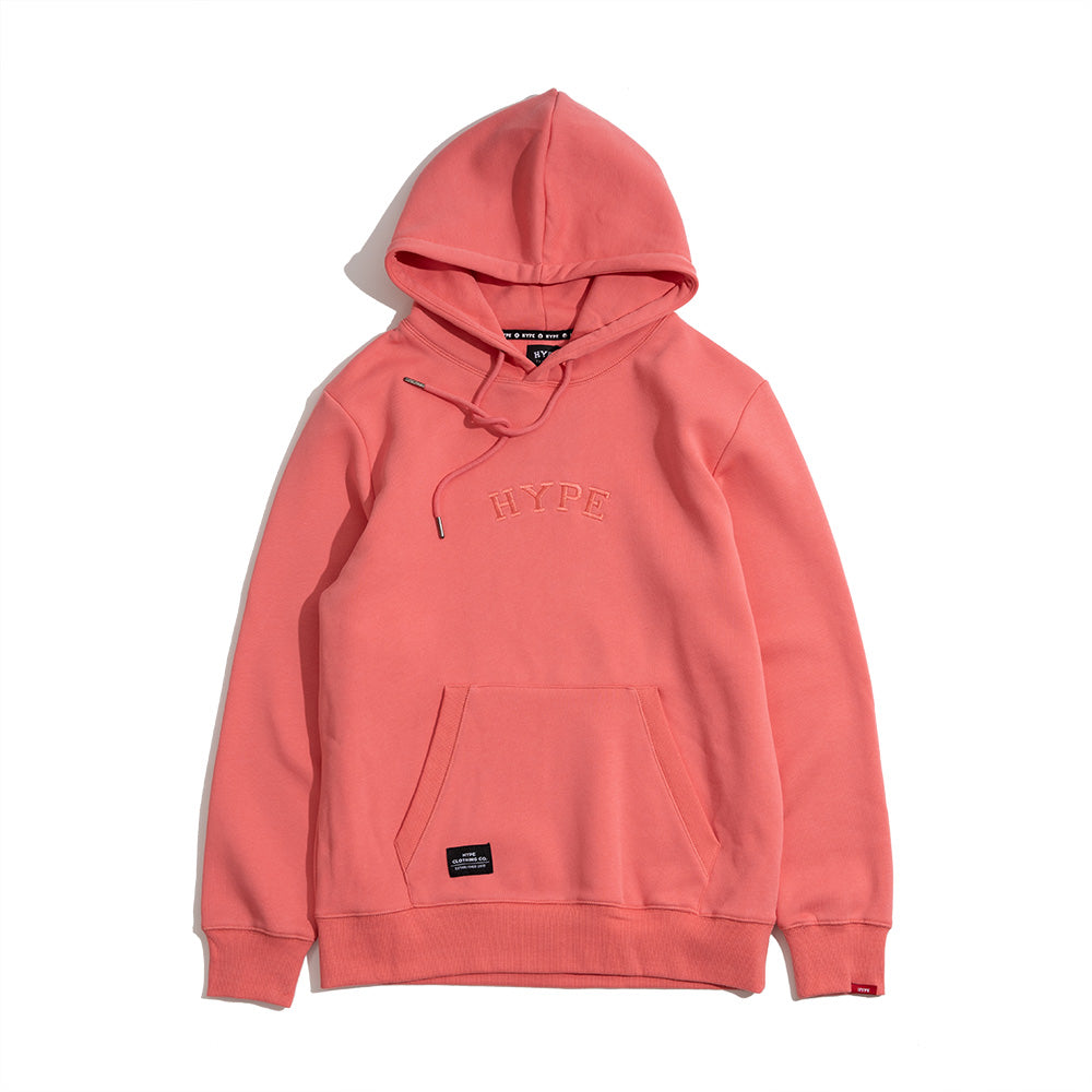 Signature Captain Pullover Hoodies | Coral