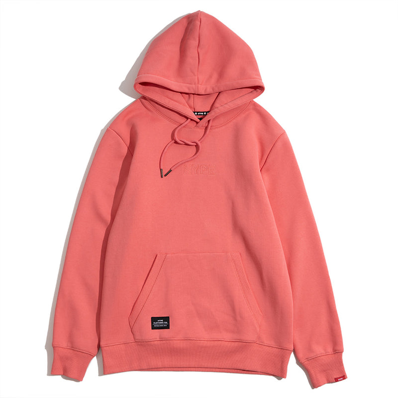 Signature Sergeant Pullover Hoodies | Coral