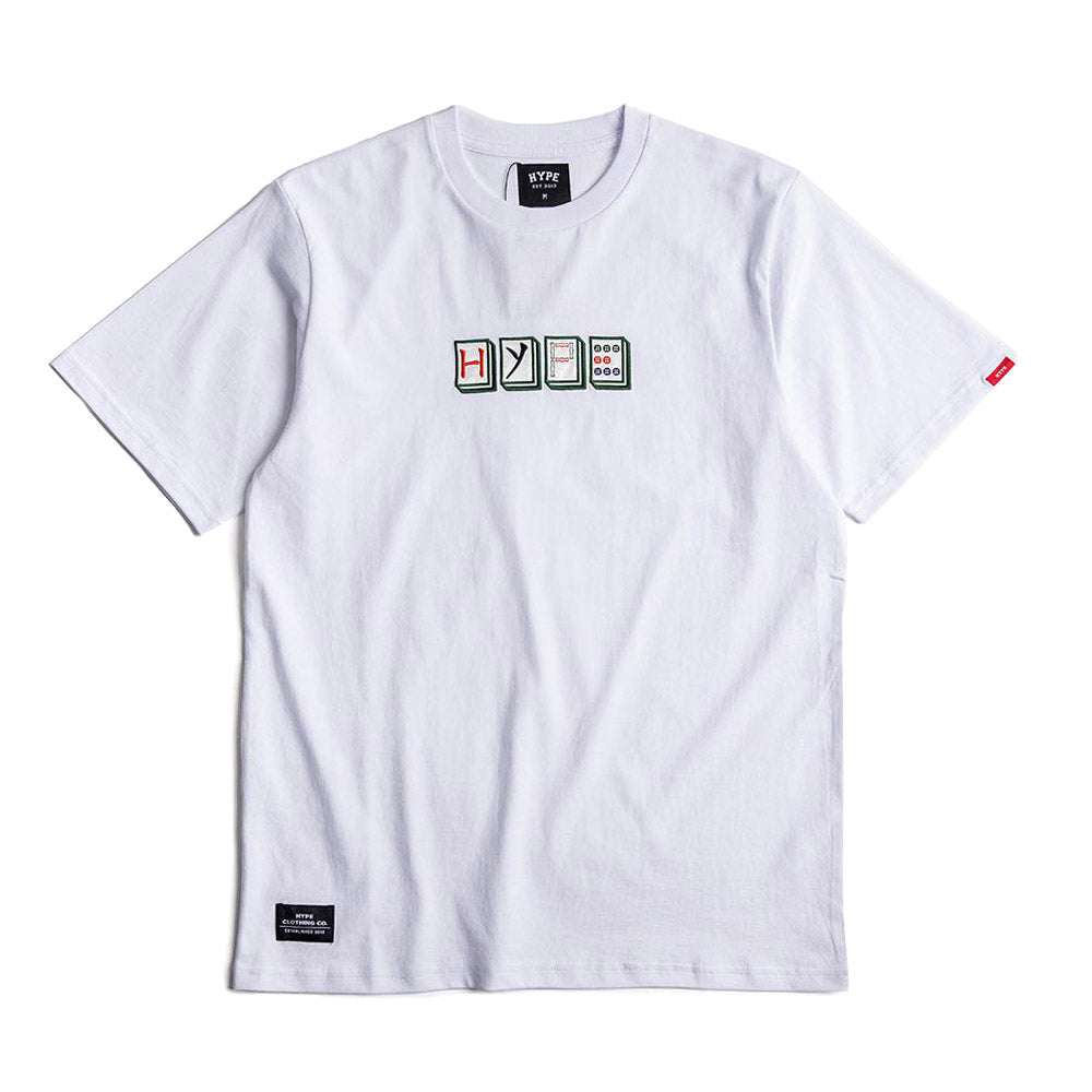 Chinese New Year Capsule Tee | White