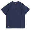 Signature Captain Short Sleeve Tee | Navy/ Navy