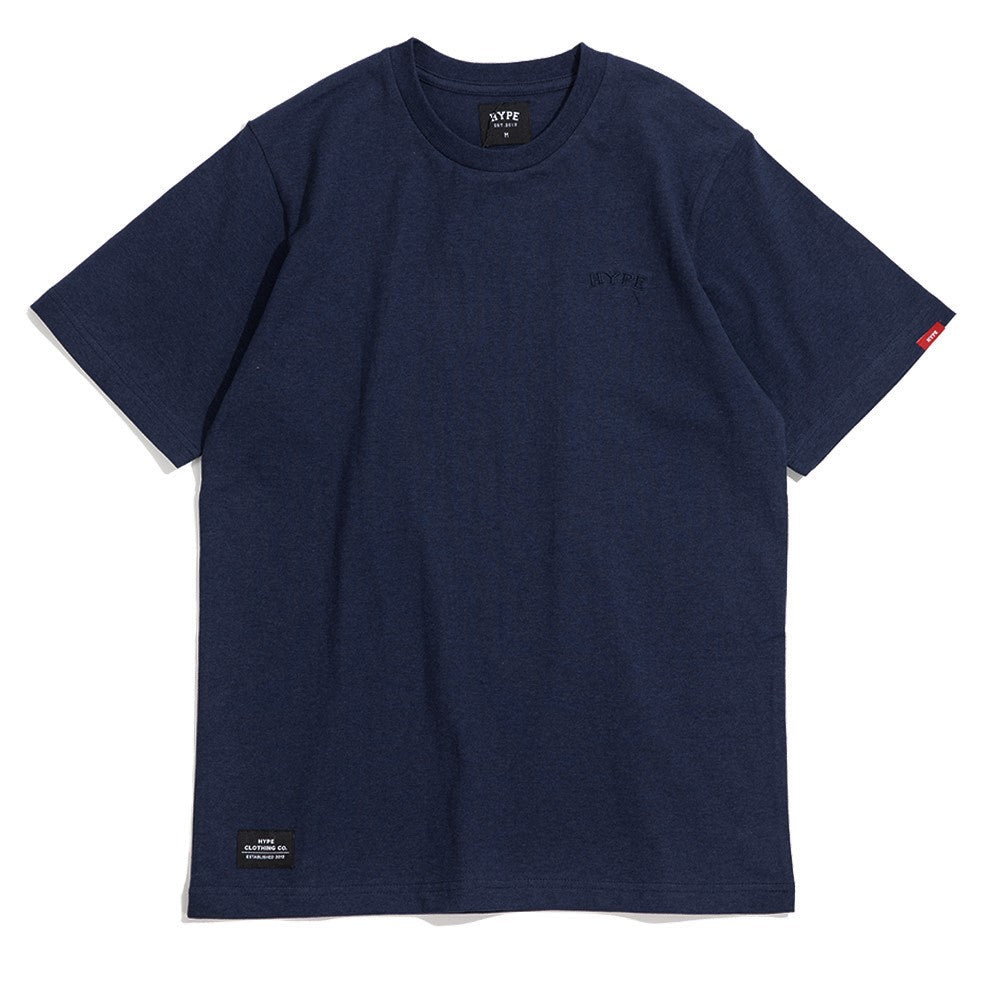 Signature Chief Short Sleeve Tee | Navy / Navy
