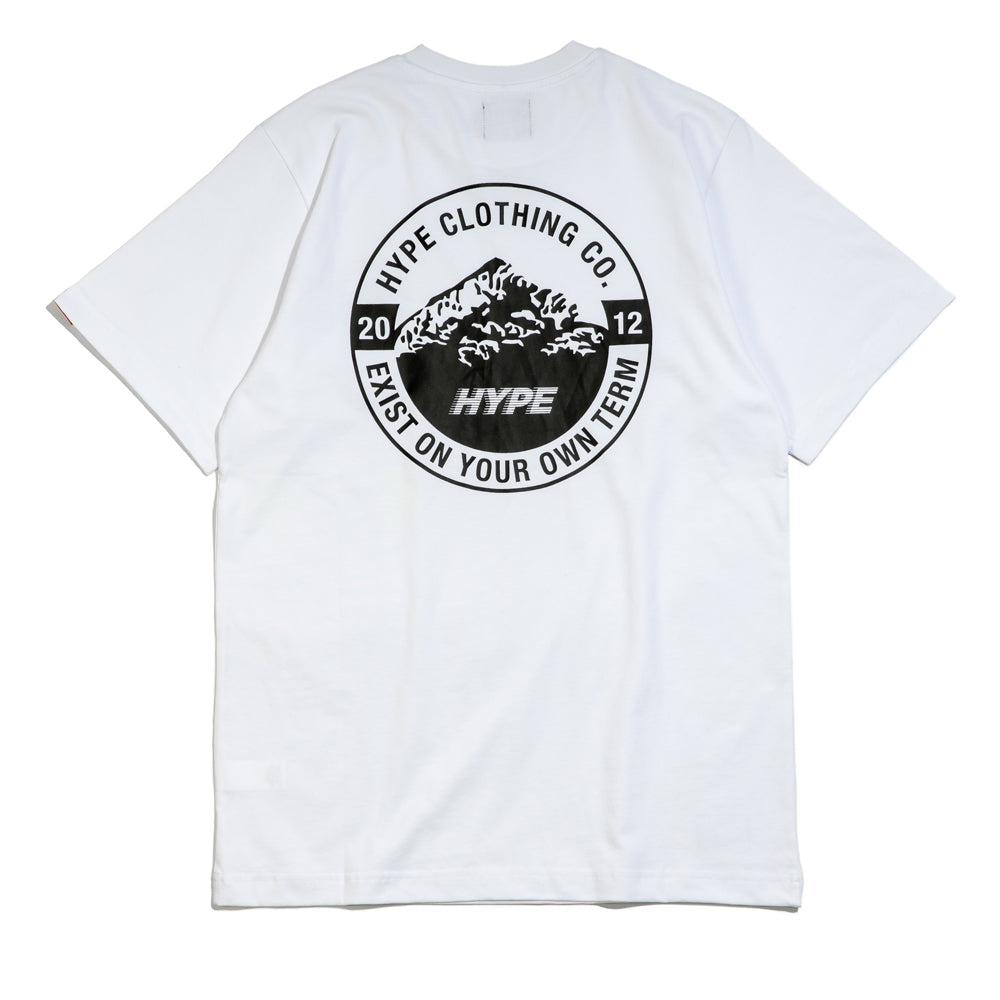 Seasonal Garmisch Tee | White