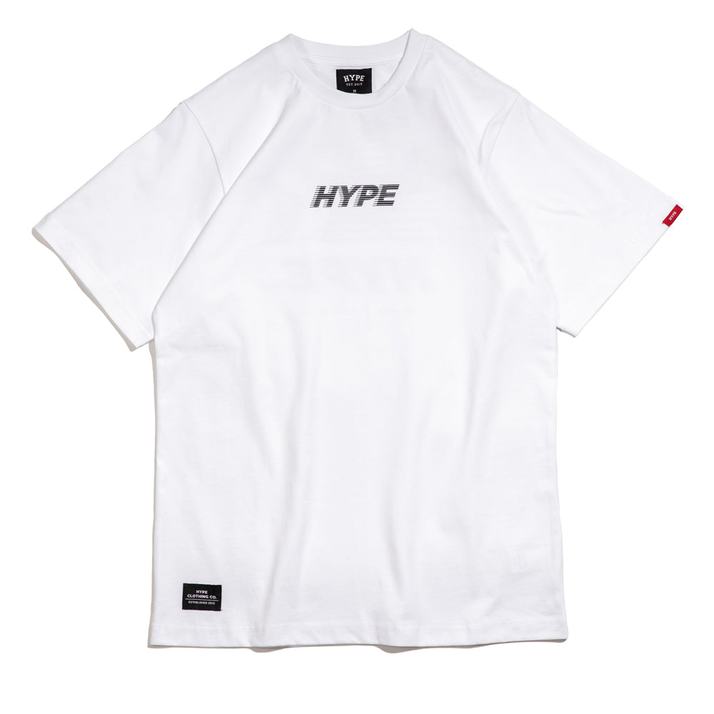 Seasonal Coliseum Tee | White
