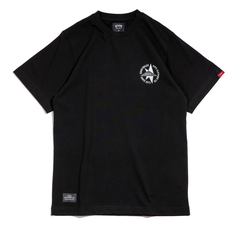 Seasonal Blyth Tee | Black