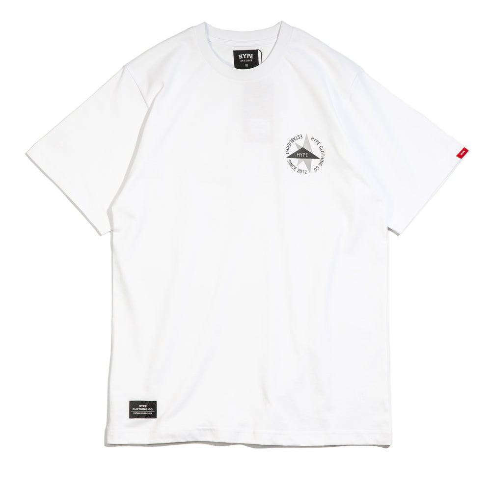 Seasonal Blyth Tee | White