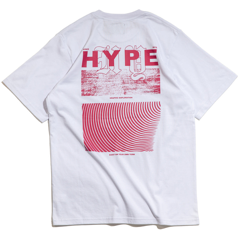 Seasonal Exploration Tee | White