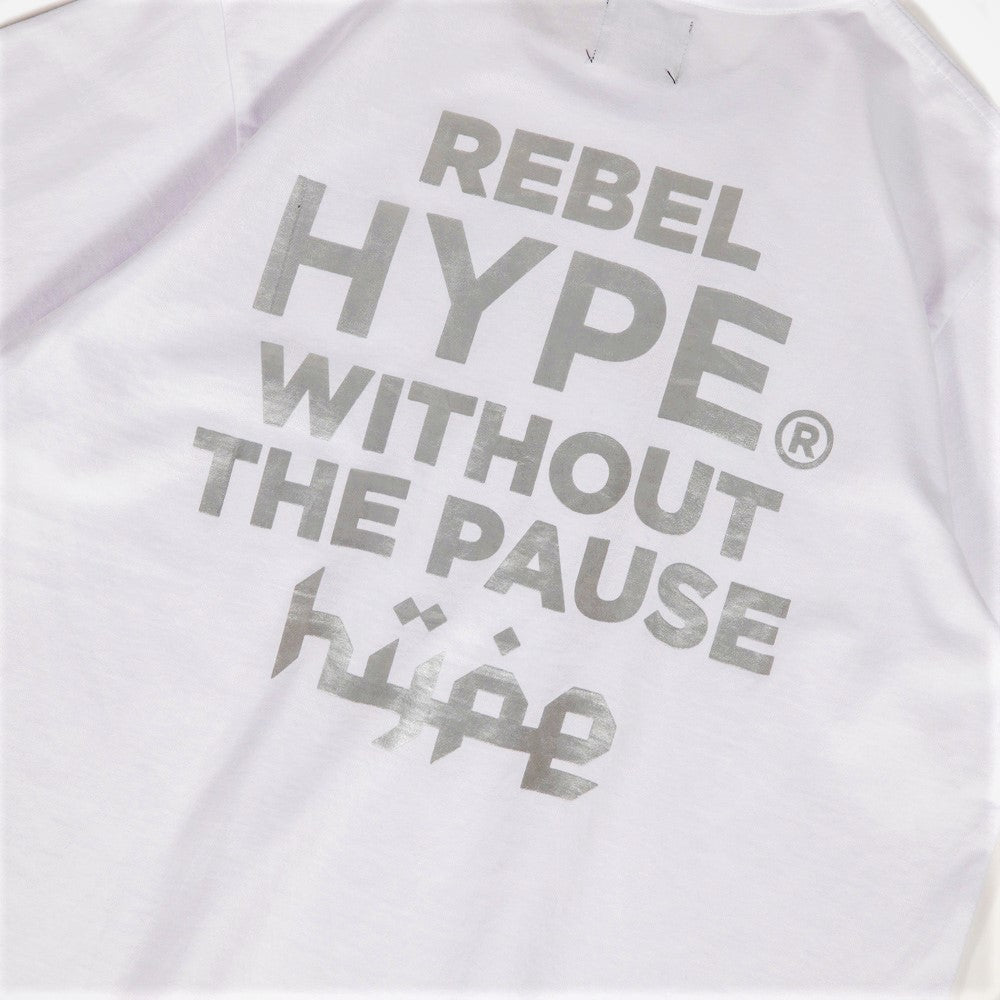 Seasonal Rebel Tee | White