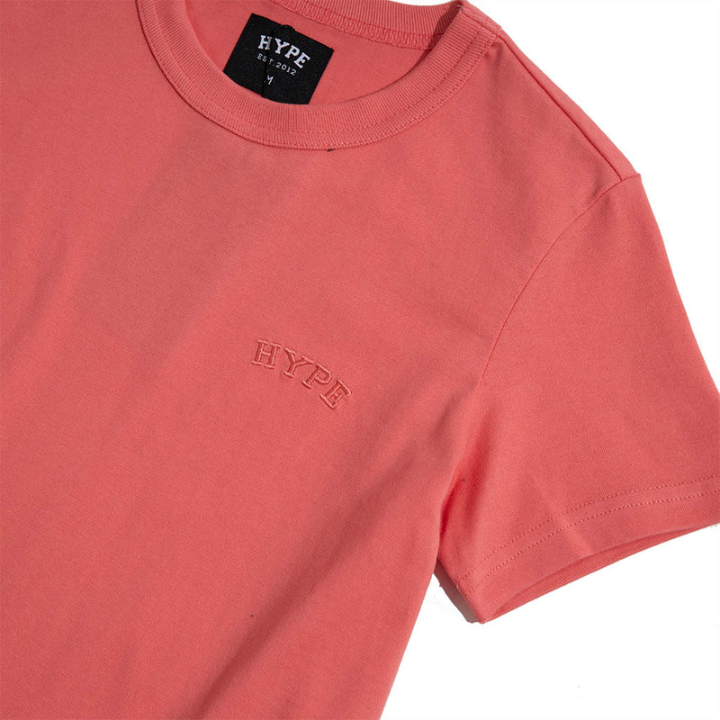 Signature Women Chief Short Sleeve Tee |  Coral