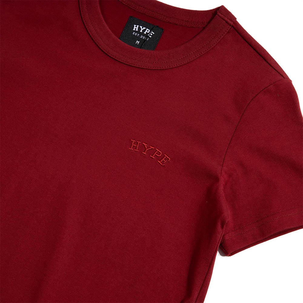 Signature Women Chief Short Sleeve Tee |  Heather Red