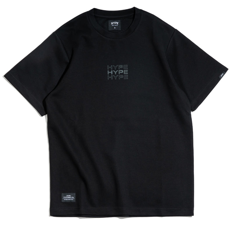 Fade To Black Prism Short Sleeve Tee | Black