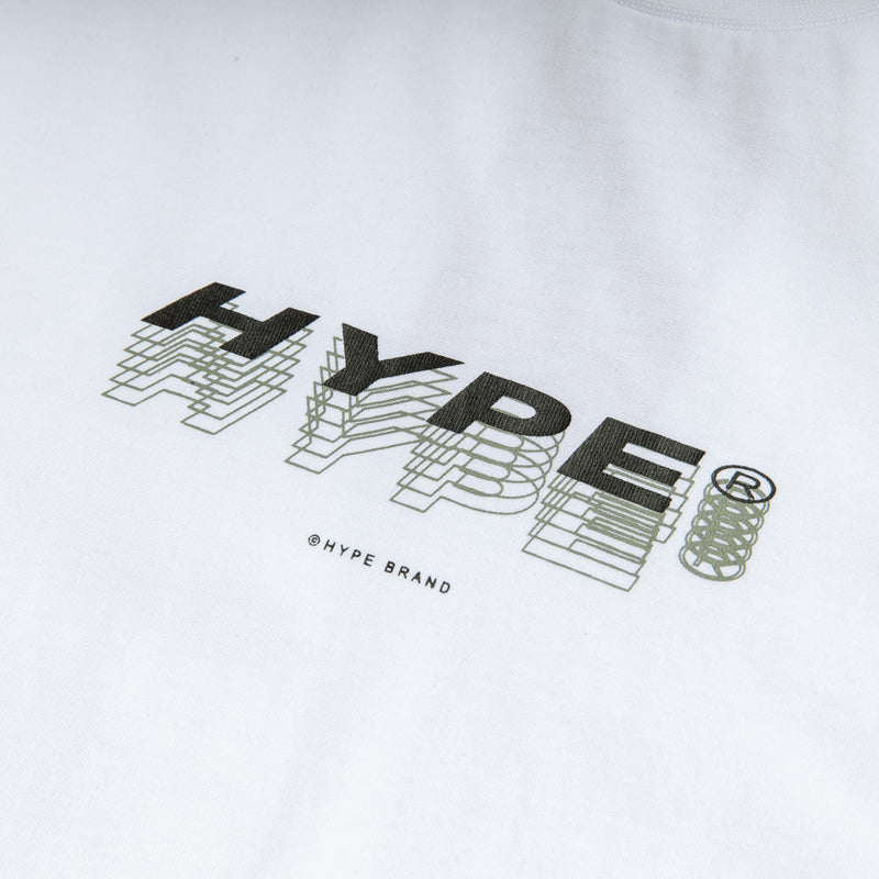 Seasonal Layer Tee | White