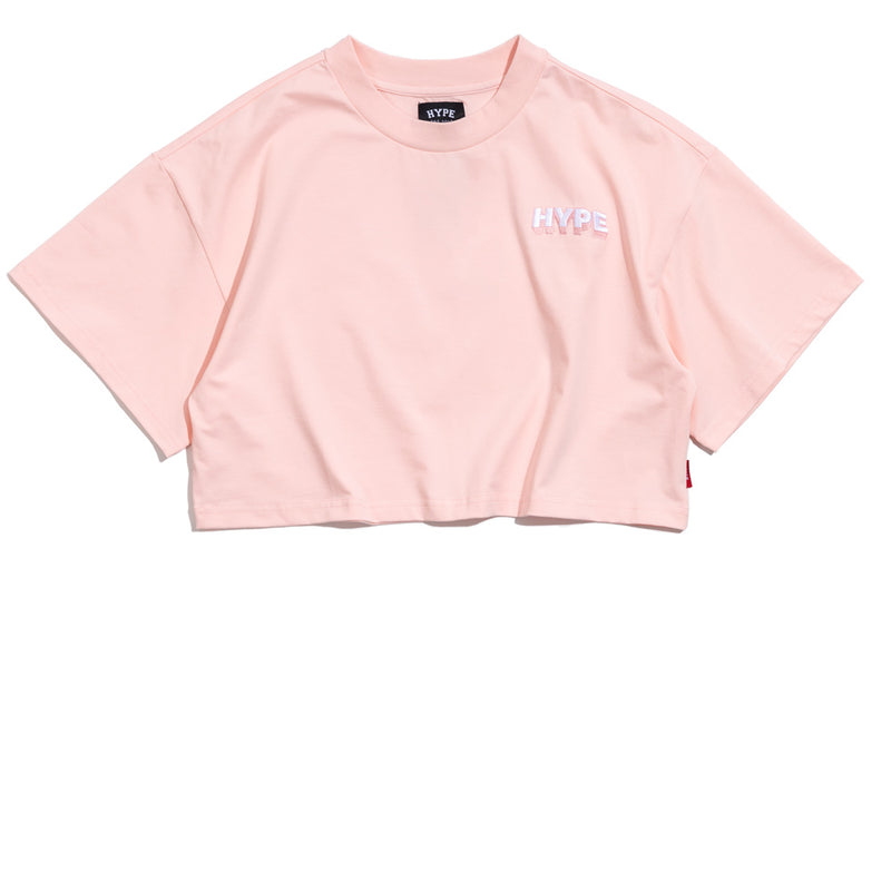 Seasonal Women Cheryl Crop Top | Pink