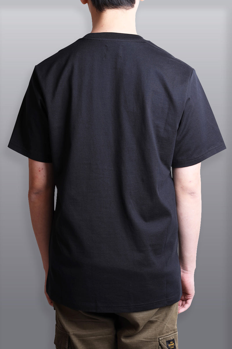 Seasonal Edison Short Sleeve Tee | Black