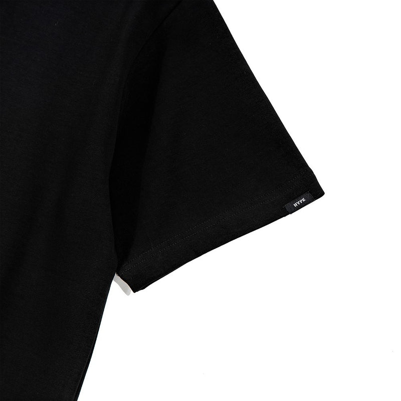 Capsule Technical Tee | Black
