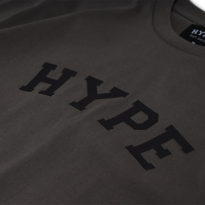 Seasonal Heat Discoloration Tee | Grey