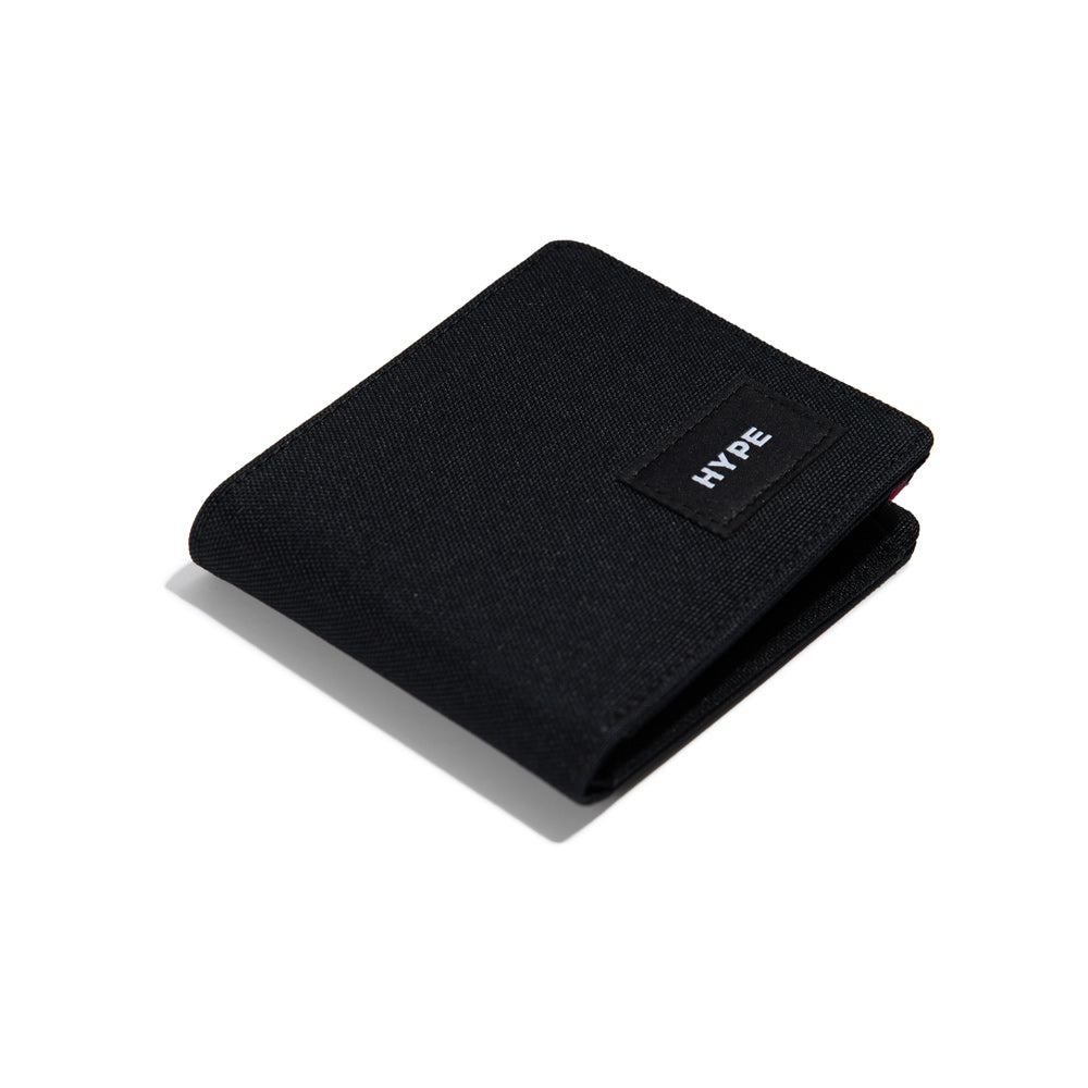Signature Bi-fold Wallet | Black