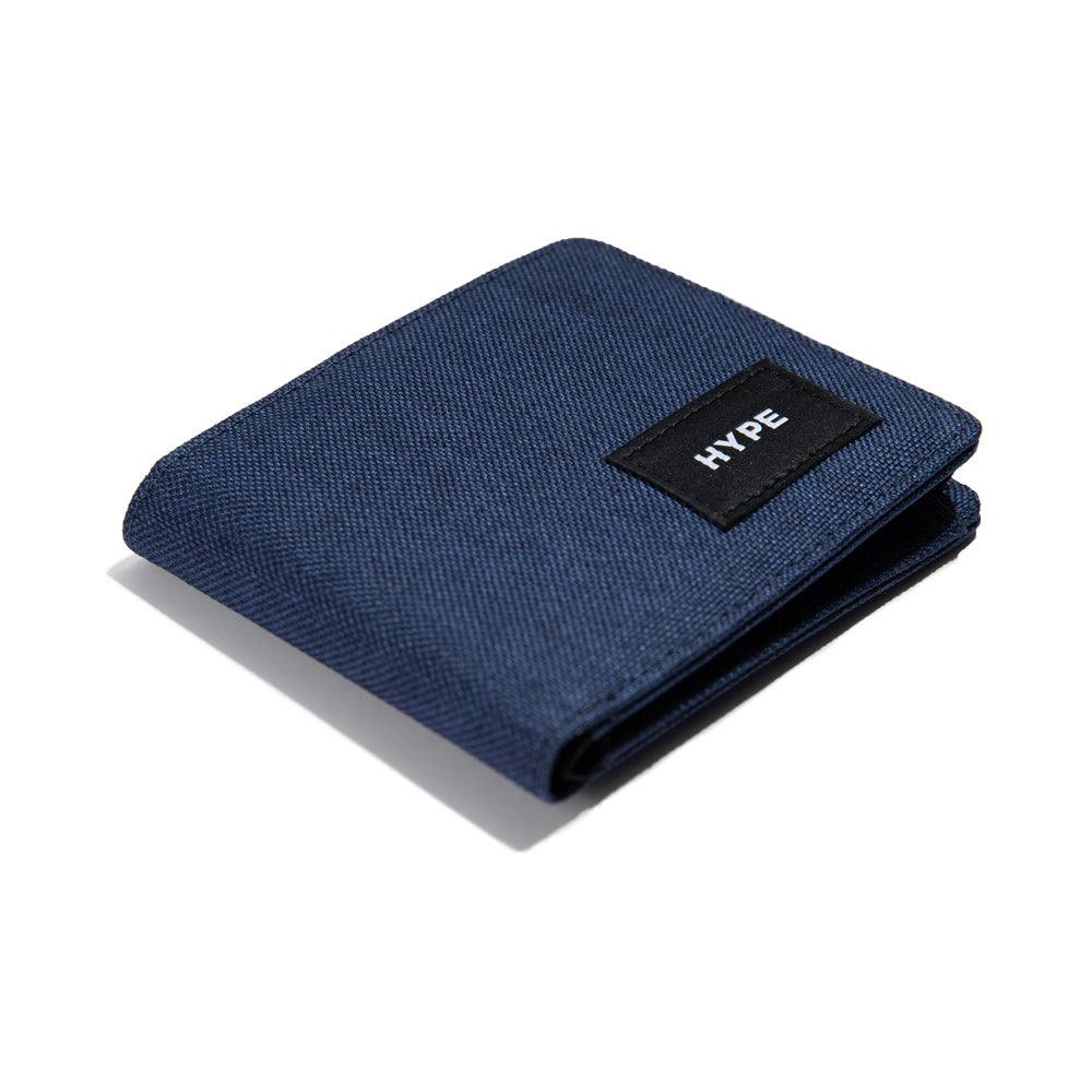 Signature Bi-fold Wallet | Navy