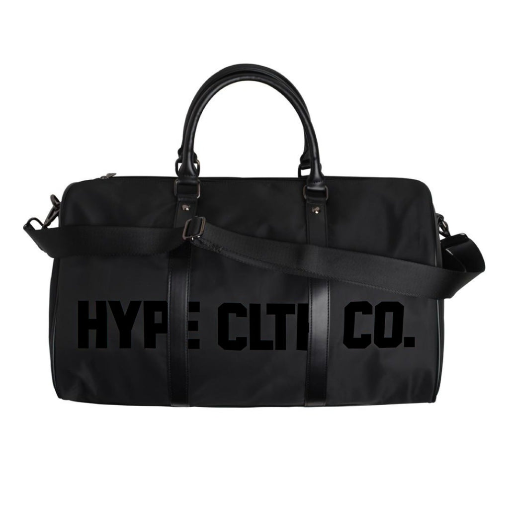 Seasonal Duffle Bag | Black