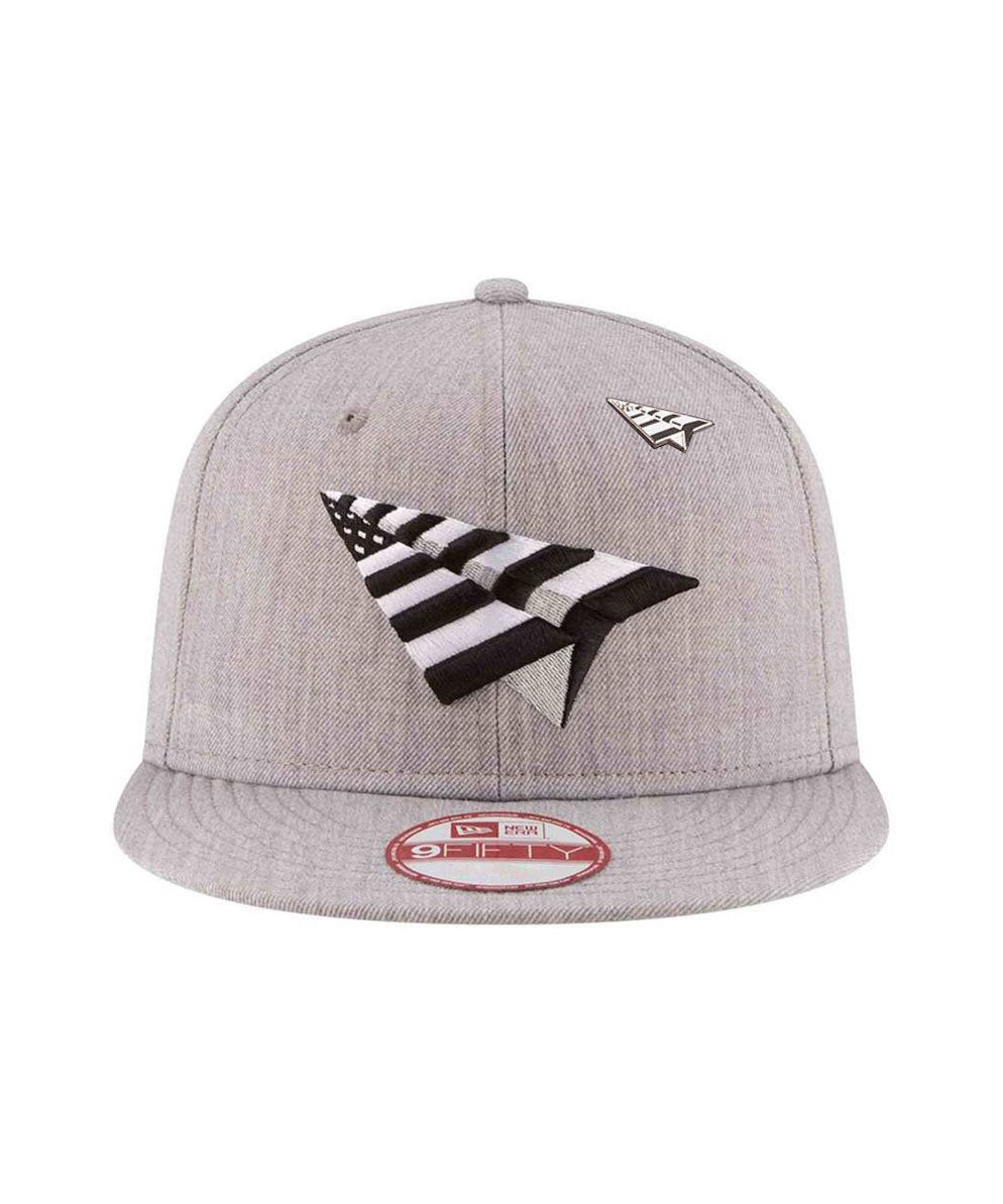 The Crown Grey Boy 9Fifty  Snapback