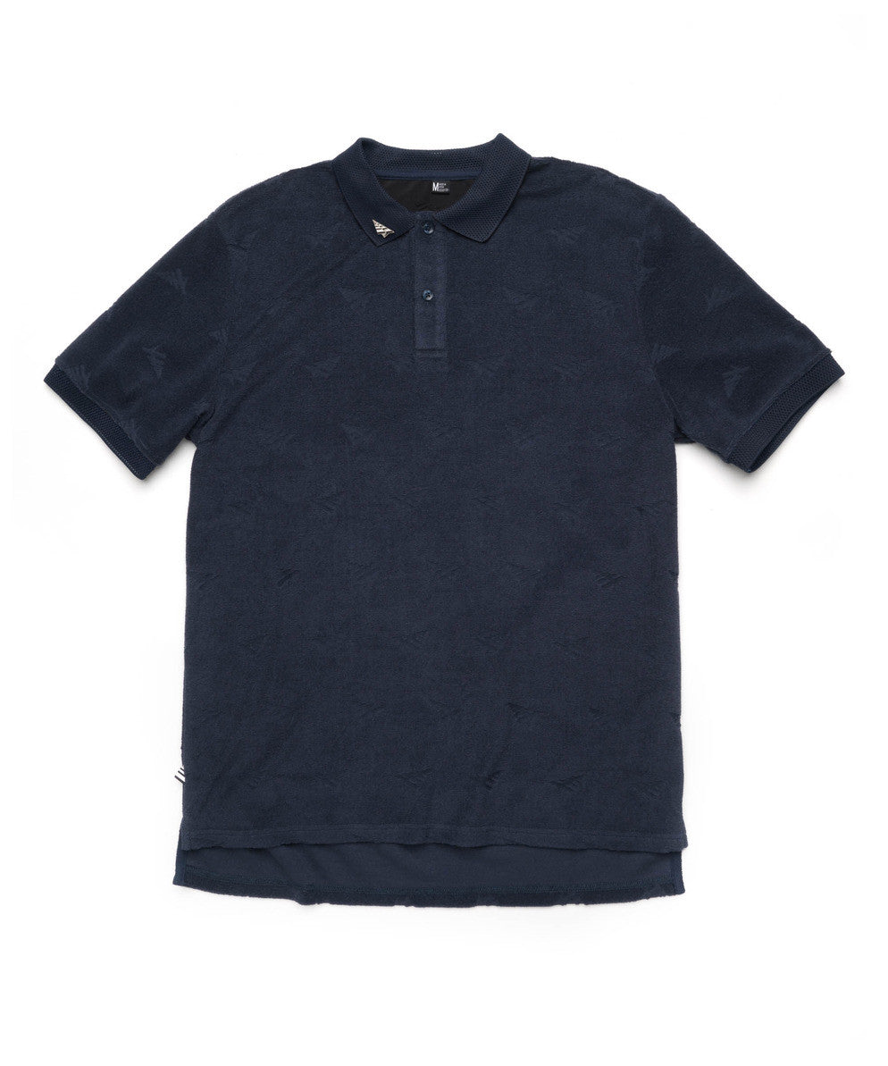 Armada Terry Cloth Polo