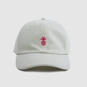 Pineapple Denim Cap Glacier