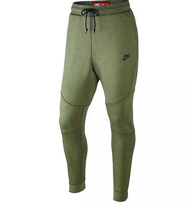 Tech Fleece Sweat Palm Green Heather