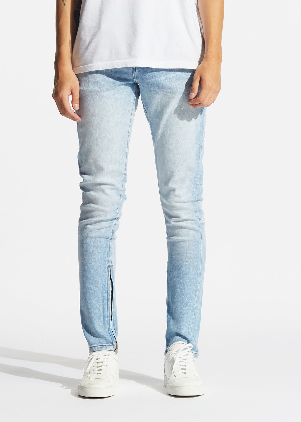 Pacific Denim Light Blue